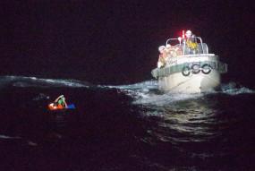 Ship sinks: 43 लोग, 5800 गायों से भरा जहाज दक्षिणी जापान में डूबा, बचाव दल को मिला दूसरा क्रू मेंबर, अन्य की तलाश जारी