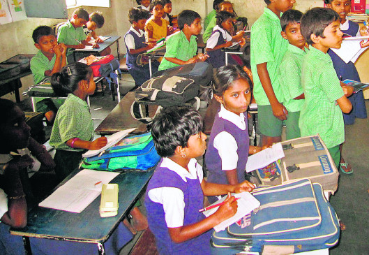नागपुर जिले में जिला परिषद की 3 स्कूलों पर लगा ताला