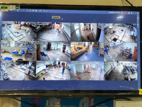 32 सीसीटीव्ही कैमरे रखेंगे कोरोना वार्ड पर नजर, परिजन देख सकेंगे अपने मरीज का हाल