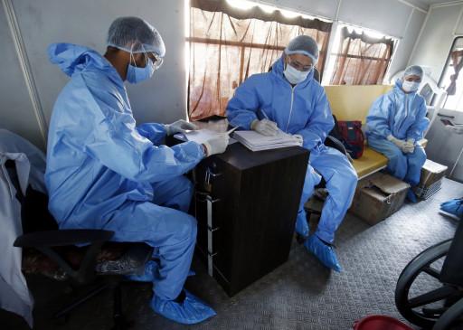 केरल में कोरोना के 3,830 नए मामले