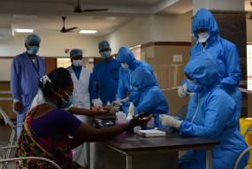 तमिलनाडु में कोरोना के 5,647 नए मामले आए