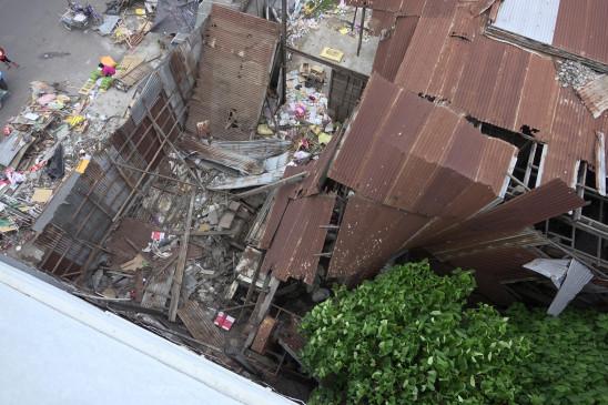 फिलीपींस में 6.1 तीव्रता का भूकंप
