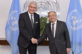 संयुक्त राष्ट्र महासभा का 75 वां सत्र शुरू