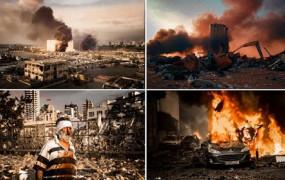 बेरूत विस्फोट के बाद 9 लोग अभी भी लापता