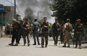 विस्फोट में अफगान खुफिया विभाग के अधिकारी की मौत