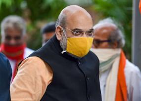 Amit Shah Discharge: एम्स से डिस्चार्ज हुए अमित शाह , सांस लेने में दिक्कत के कारण हुए थे भर्ती