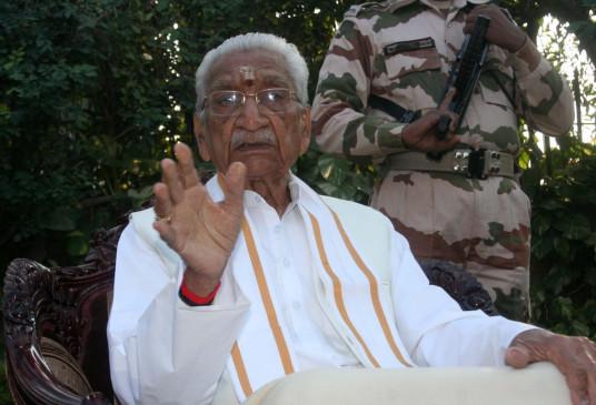 राम मंदिर आंदोलन के सूत्रधार अशोक सिंघल को जयंती पर किया याद