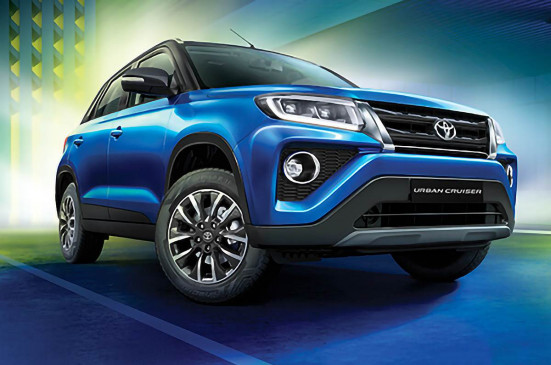 SUV: Toyota Urban Cruiser एसयूवी 23 सितंबर को होगी लॉन्च, आयुष्मान खुराना बने ब्रांड एंबेसडर