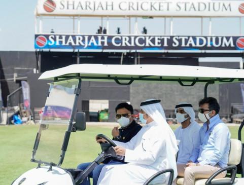 शारजाह स्टेडियम की सुविधाओं से संतुष्ट हैं बीसीसीआई सचिव