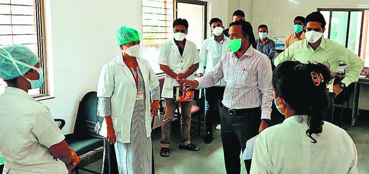 निजी अस्पतालों में बेड की स्थिति बिकट, आम जनता थपेड़े झेलने मजबूर