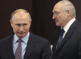 Belarus-Russia President Meet: बेलारूस के राष्ट्रपति ने की व्लादिमीर पुतिन से मुलाकात, 1.5 बिलियन डॉलर का लोन देगा रूस