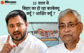बिहार चुनाव: तेजस्वी ने सीएम नीतीश से पूछे ये 10 सवाल, बेरोजगारी-गरीबी-भुखमरी के मुद्दों पर साधा निशाना