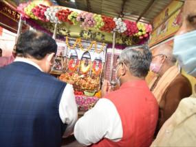 बिहार: भाजपा अध्यक्ष नड्डा पहुंचे मुख्यमंत्री आवास, नीतीश से की लंबी चर्चा