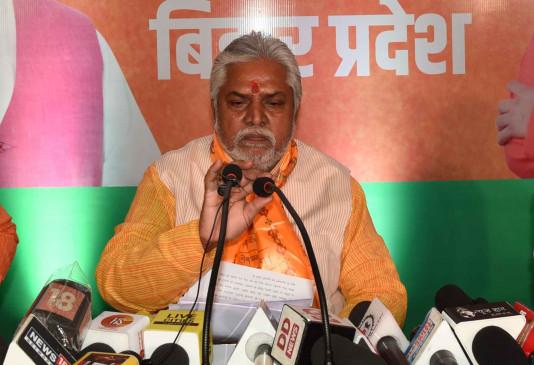 विकास और जनसेवा के संकल्प के साथ चुनावी मैदान में हैं : बिहार कृषि मंत्री