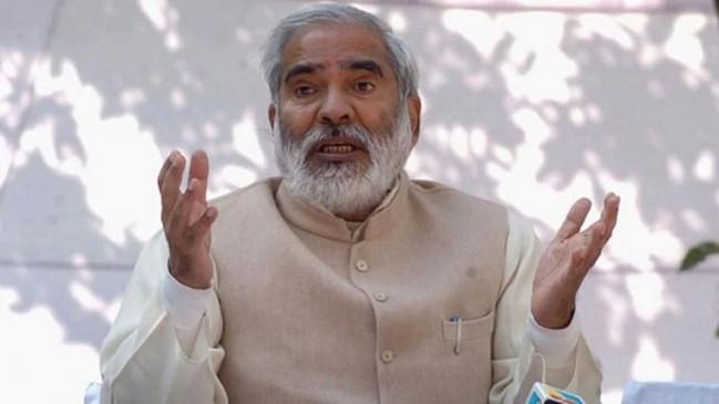 बिहार: RJD नेता रघुवंश प्रसाद ने पार्टी से दिया इस्तीफा दिया, लालू को पत्र लिखकर कहा- मुझे क्षमा करें