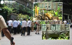 मुंबई: कंगना के 48 करोड़ के दफ्तर में चला BMC का हथौड़ा, बॉम्बे हाईकोर्ट ने उद्धव सरकार को लगाई फटकार