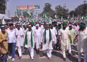 मंडियां तोड़ने, एमएसपी समाप्त करने का ढांचा है कृषि विधेयक: भाकियू