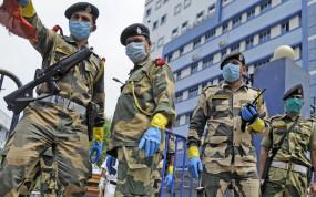 बीएसएफ ने जम्मू-कश्मीर में पाकिस्तानी घुसपैठ की कोशिश को नाकाम किया