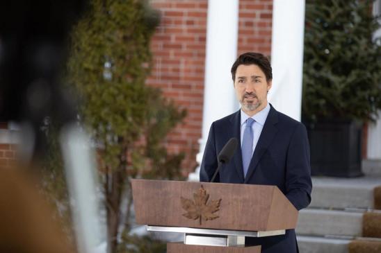 कनाडा: टड्रो ने कोरोना के बढ़ते मामलों के बीच लोगों से सतर्क रहने की अपील की