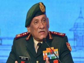 India-China Dispute: CDS रावत बोले- पाक और चीन पर हमारी नजर, सेनाएं किसी भी परिस्थिति से निपटने के लिए तैयार