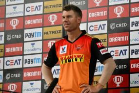 IPL 2020: RCB से हार के बाद SRH के कप्तान वॉर्नर ने कहा, चहल का ओवर टनिर्ंग प्वाइंट रहा