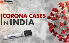 Corona in India: देश में 24 घंटे में सामने आए 97 हजार से ज्यादा नए केस, मरीजों की कुल संख्या 51 लाख के पार