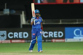 IPL-2020: सीएसके को 44 रन से हराकर दिल्ली कैपिटल्स टॉप पर, पृथ्वी शॉ रहे जीत के हीरो