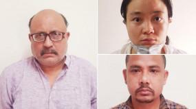 चीन के लिए जासूसी: कोर्ट ने पत्रकार राजीव शर्मा समेत तीन को सात दिन की पुलिस हिरासत में भेजा