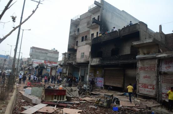 दिल्ली हिंसा मामला : पुलिस के आरोप पत्र में 15 लोगों के नाम