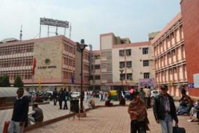 दिल्ली अस्पताल के डॉक्टरों ने ओपीडी सेवा को रोका