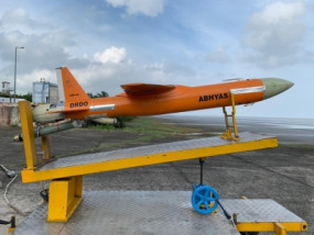 DRDO: भारत ने स्वदेशी एरियल टारगेट ABHYAS ड्रोन का सफल परीक्षण किया