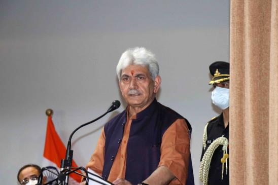 जम्मू एवं कश्मीर के लिए आर्थिक पैकेज जल्द : उपराज्यपाल