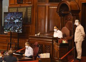 विपक्ष के बहिष्कार के बीच राज्यसभा से एफसीआरए बिल पारित