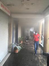 दिल्ली के एक मॉल में लगी आग, कोई हताहत नहीं