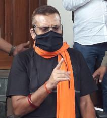 पूर्व डीजीपी गुप्तेश्वर पांडेय का चुनाव लड़ने का फैसला अभी बाकी