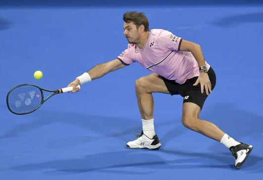 फ्रेंच ओपन : पूर्व चैंपियन वावरिंका तीसरे दौर में पहुंचे