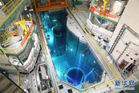 चीन की तीसरी पीढ़ी के परमाणु बिजली रिएक्टर में ईंधन लोड होना शुरू