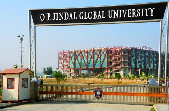 जिंदल ग्लोबल यूनिवर्सिटी में 725 तक बढ़ाए जाएंगे फुल टाइम फैकल्टी