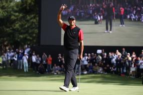 गोल्फ : जोजो चैम्पियनशिप खिताब बचाने के लिए तैयार हैं टाइगर