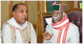 हिमाचल के राज्यपाल, सीएम ने मोदी को दी जन्मदिन की शुभकामनाएं