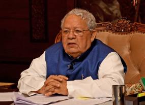जयपुर: भारतीय दर्शन को मुखरित करने वाली भाषा है हिन्दी - राज्यपाल कलराज मिश्र