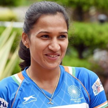 हॉकी ने महिला खिलाड़ियों को वित्तीय तौर पर मजबूत बनाया : रानी रामपाल