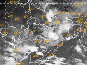 उपराजधानी में उमस, विदर्भ के कई हिस्सों में बारिश- चंद्रपुर में बिजली गिरने से दंपति की मौत