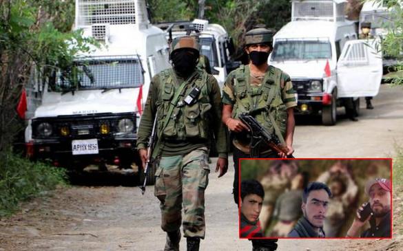 शोपियां एनकाउंटर: सैनिकों पर अफस्पा के उल्लंघन का आरोप, सेना प्रमुख बोले- दोषी जवानों पर होगी कड़ी कार्रवाई