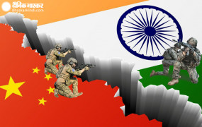 लद्दाख: सीमा पर बढ़ा तनाव, फिर हुई भारत-चीन के बीच ब्रिगेड कमांडर स्तर की वार्ता