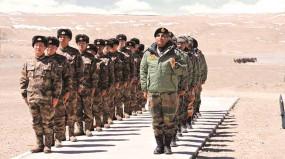 भारत चीन: लद्दाख में एलएसी पर सीमा विवाद को लेकर आज होगी कमांडर स्तर की छठी बैठक