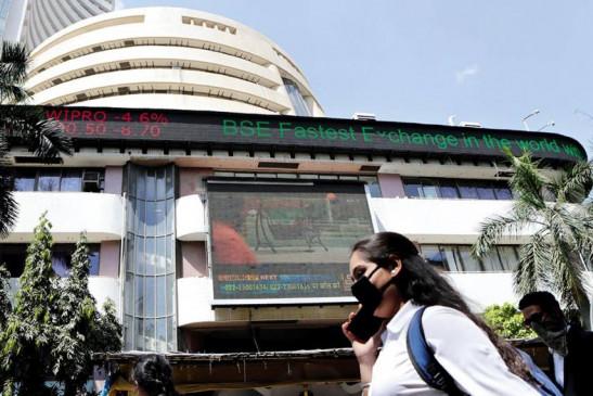 share Market: शेयर बाजार में बिकवाली की आंधी, निवेशकों के डूबे 4.58 लाख करोड़ रुपए