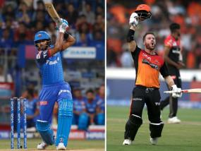 IPL-13 DC VS SRH: लीग के 11वें मैच में आज दिल्ली-हैदराबाद आमने-सामने, जीत की हैट्रिक लगाने उतरेगी DC