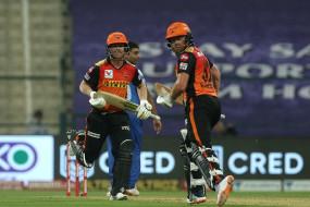 IPL-13 DC Vs SRH: हैदराबाद ने दिल्ली को दिया 163 रन का टारेगेट; बेयरस्टो, वॉर्नर और विलियम्सन की शानदार पारी