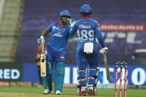 IPL-13 DC Vs SRH: दिल्ली को 5वां झटका, पंत 28 रन बनाकर लौटे पवेलियन